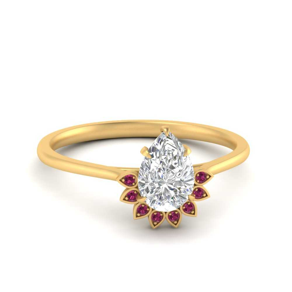 pear-crown-pink-sapphire-engagement-ring-in-FD9629PERGSADRPI-NL-YG