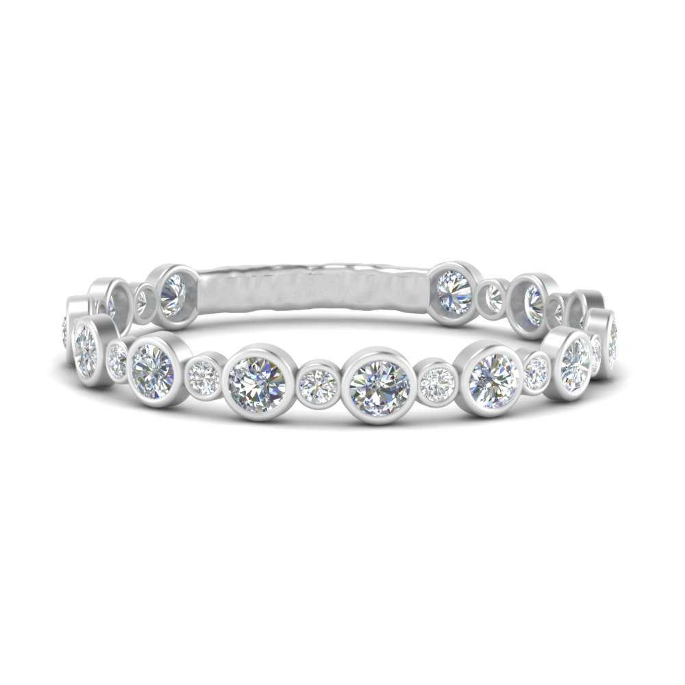 alternating-bezel-set-round-diamond-wedding-band-in-FD9649B-NL-WG