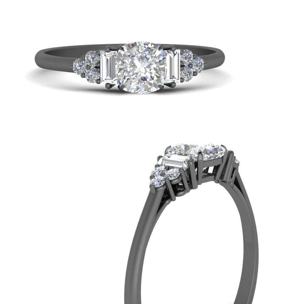 baguette-cluster-cushion-cut-diamond-ring-in-FD9651CURANGLE3-NL-BG