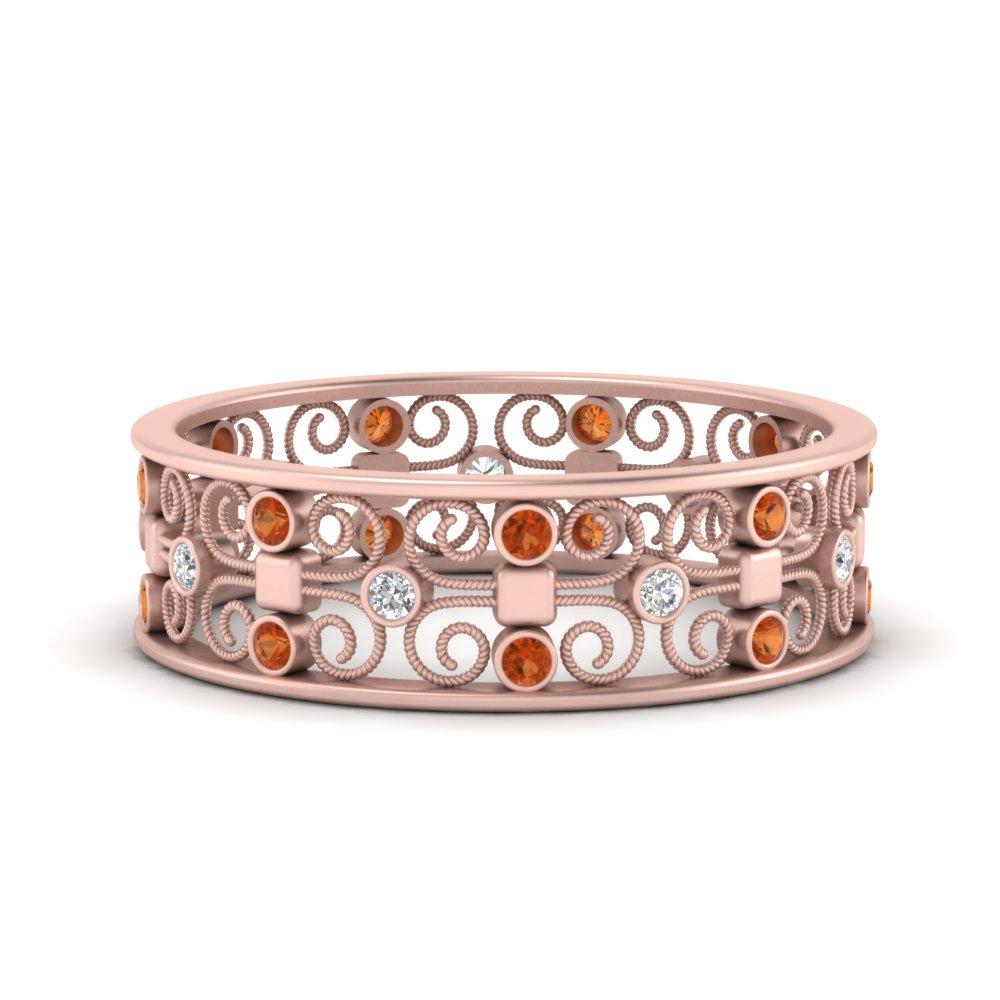 bezel-set-filigree-orange-sapphire-wedding-band-in-FD9652BGSAOR-NL-RG