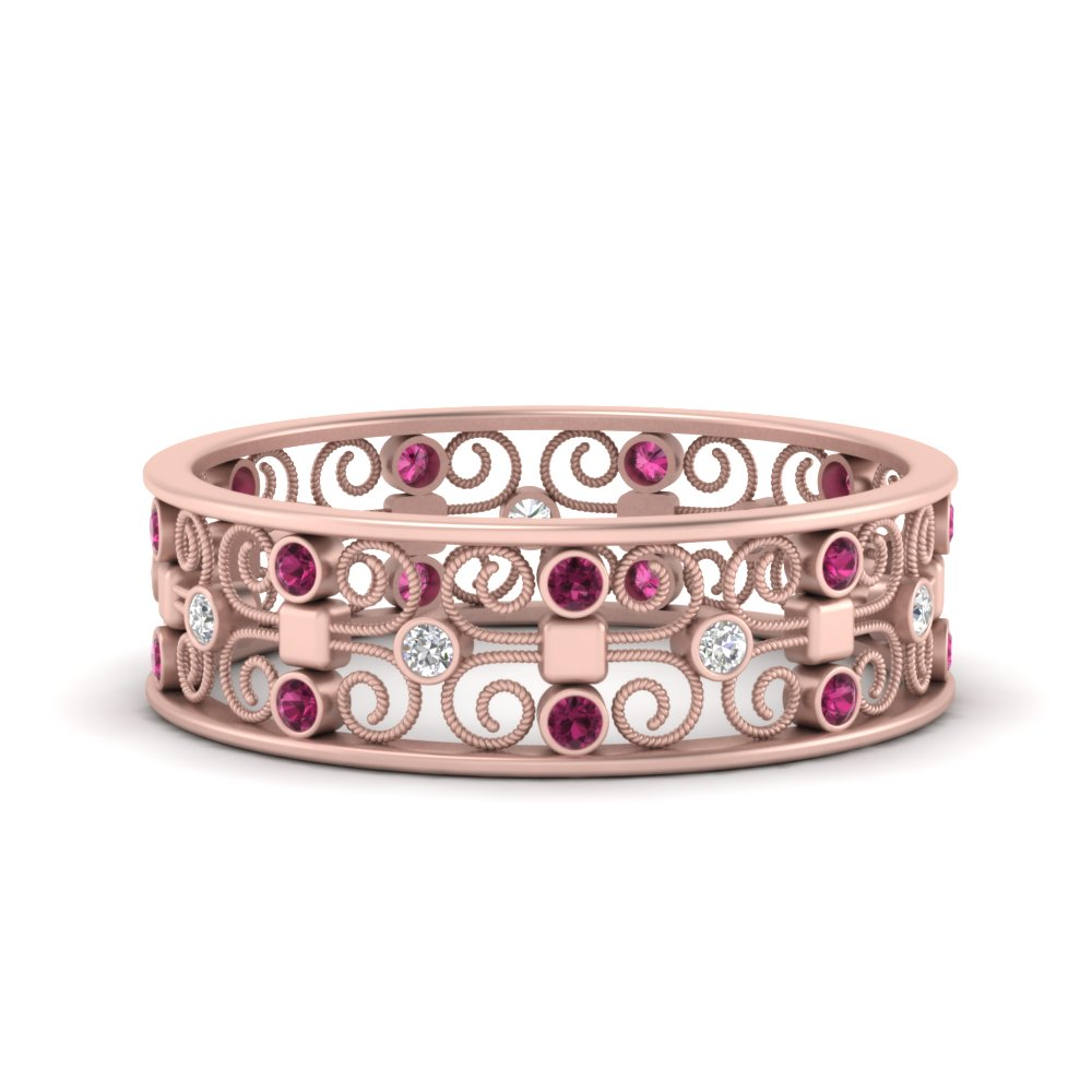 bezel-set-filigree-pink-sapphire-wedding-band-in-FD9652BGSADRPI-NL-RG