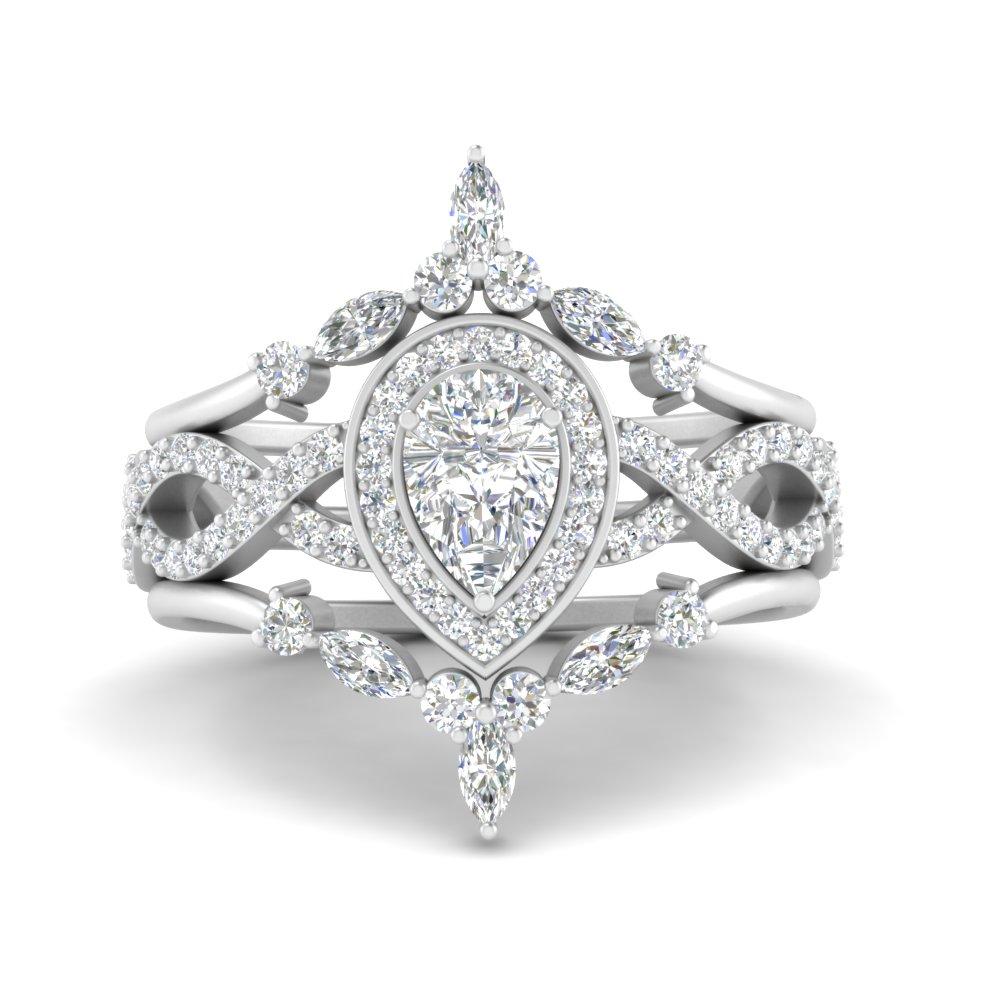 pear-halo-diamond-bridal-ring-set-in-FD9653PE-NL-WG