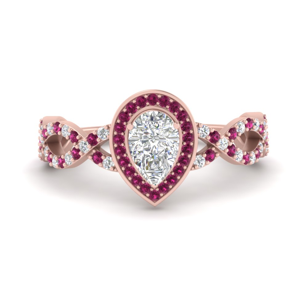 pear-intertwined-halo-diamond-engagement-ring-with-pink-sapphire-in-FD9653PERGSADRPI-NL-RG