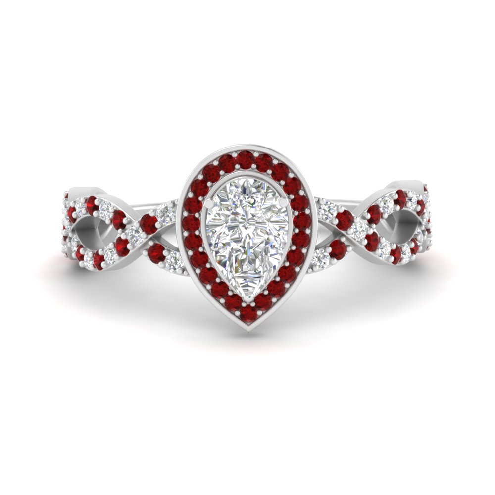 pear-intertwined-halo-diamond-engagement-ring-with-ruby-in-FD9653PERGRUDR-NL-WG