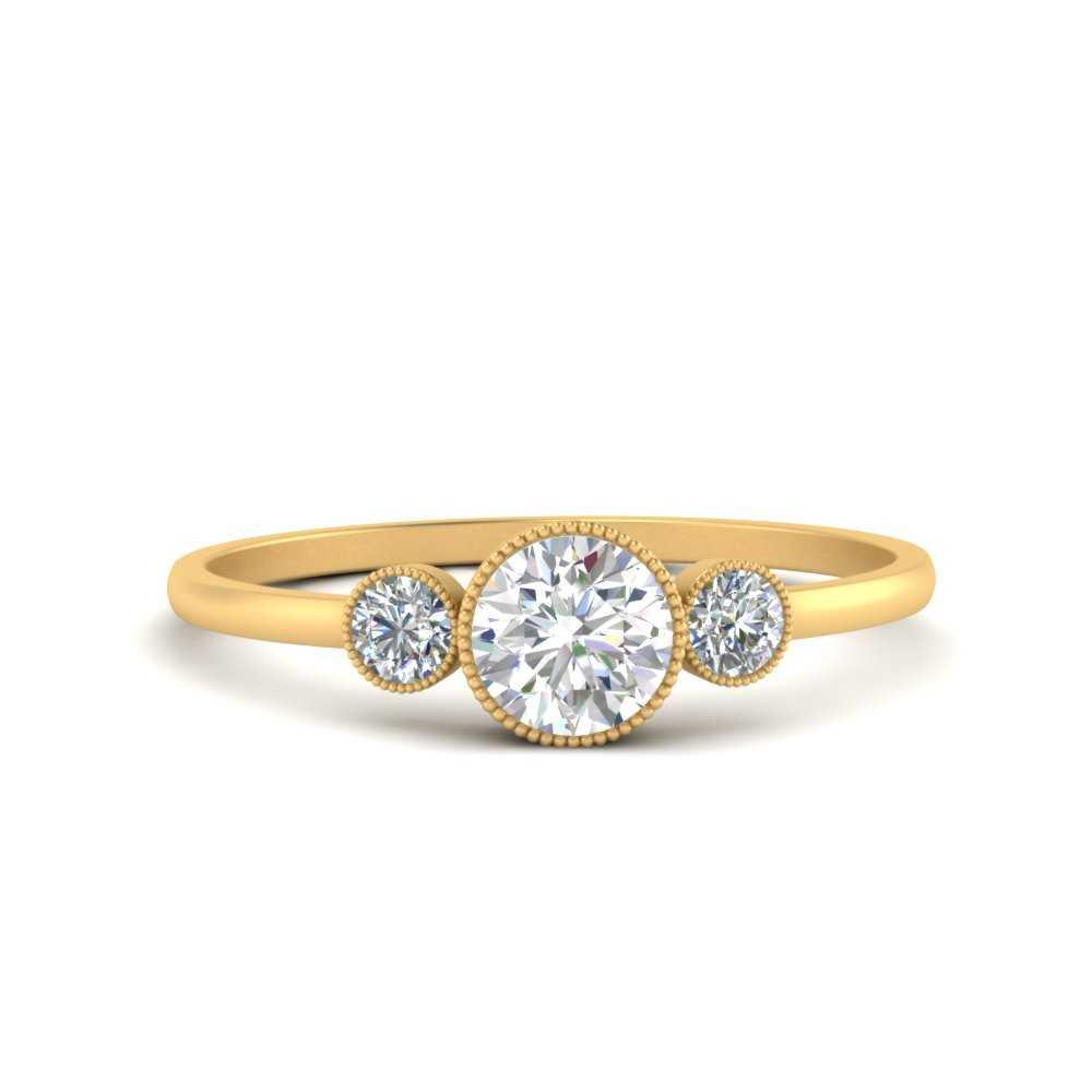 bezel-set-3-stone-round-diamond-engagement-ring-in-FD9661ROR-NL-YG