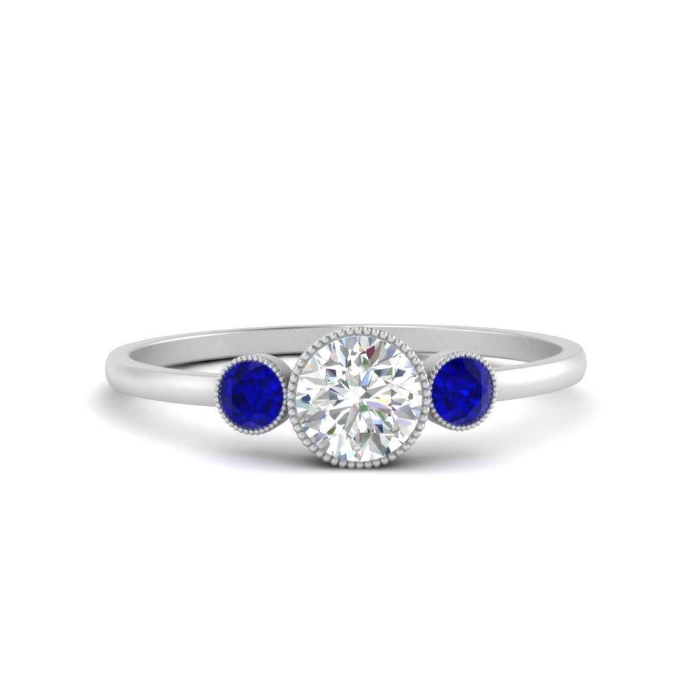 bezel-set-3-stone-round-sapphire-engagement-ring-in-FD9661RORGSABL-NL-WG