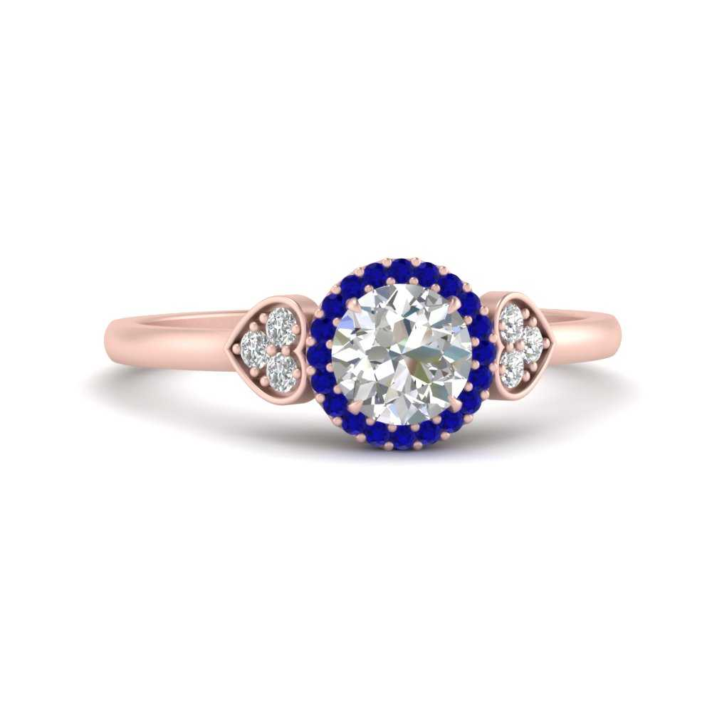 round-halo-sapphire-heart-vintage-engagement-ring-in-FD65559RORGSABL-NL-RG