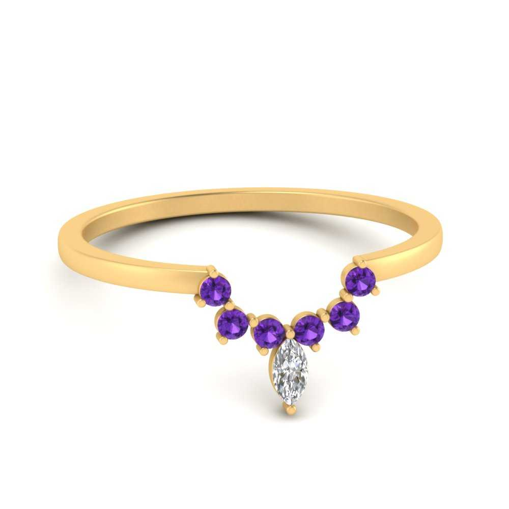 curved-crown-purple-topaz-wedding-band-in-FD9670BGVITO-NL-YG