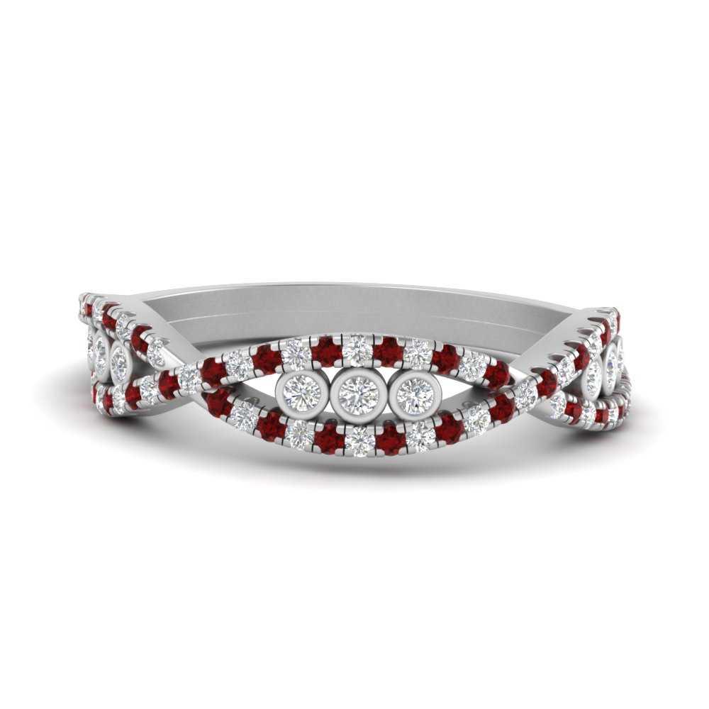 infinity-style-split-women-diamond-wedding-band-with-ruby-in-FD9675BGRUDR-NL-WG