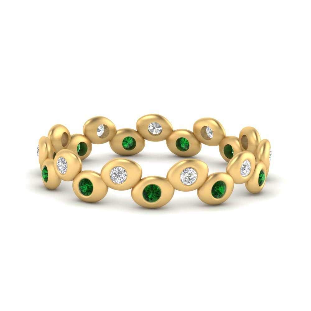 bezel-set-eternity-stacking-diamond-band-with-emerald-in-FD9676BGEMGR-NL-YG