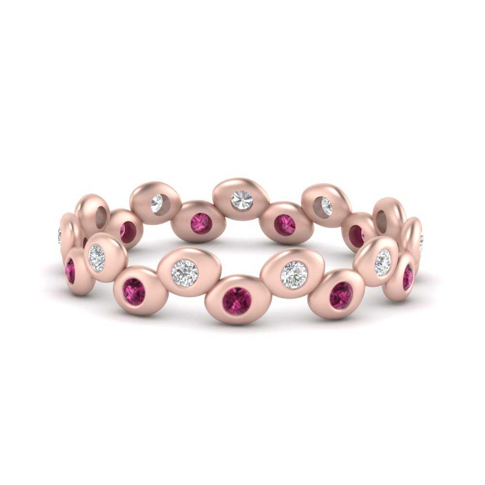 bezel-set-eternity-stacking-diamond-band-with-pink-sapphire-in-FD9676BGSADRPI-NL-RG