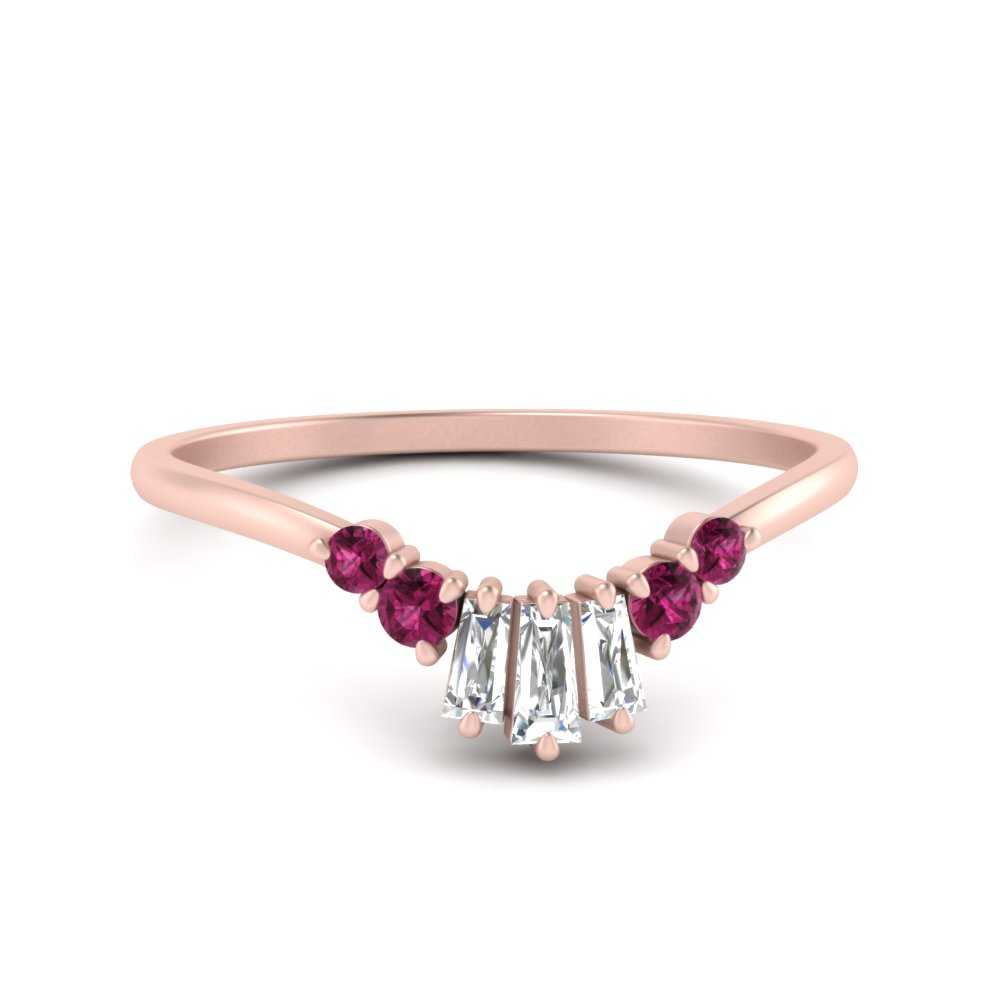 round-pink-sapphire-baguette-curved-wedding-band-in-FD9687GSADRPI-NL-RG