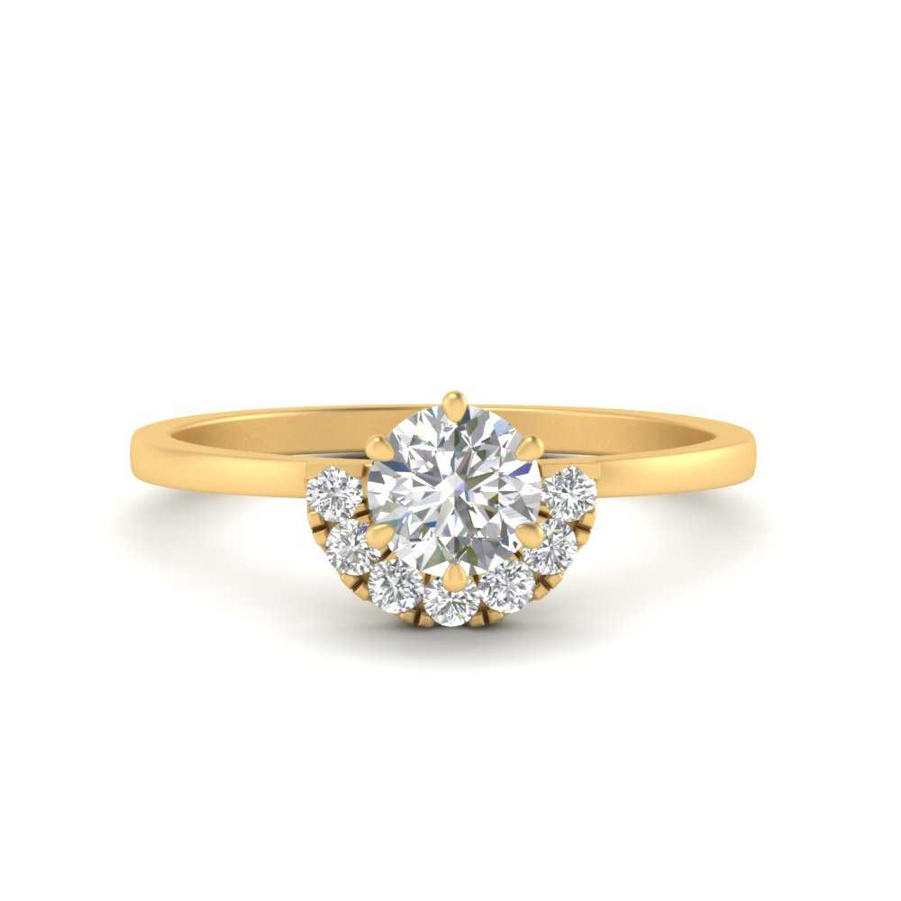 round-crown-diamond-engagement-ring-in-FD9689ROR-NL-YG