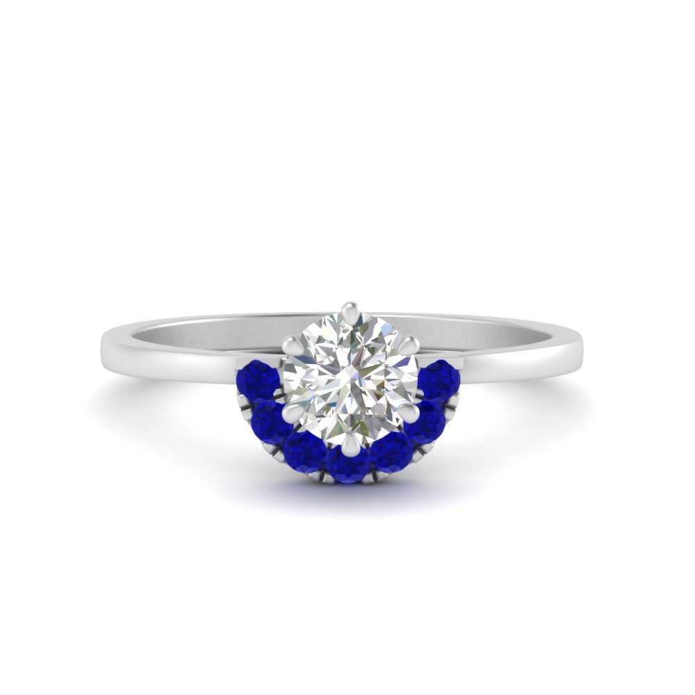 round-crown-sapphire-engagement-ring-in-FD9689RORGSABL-NL-WG