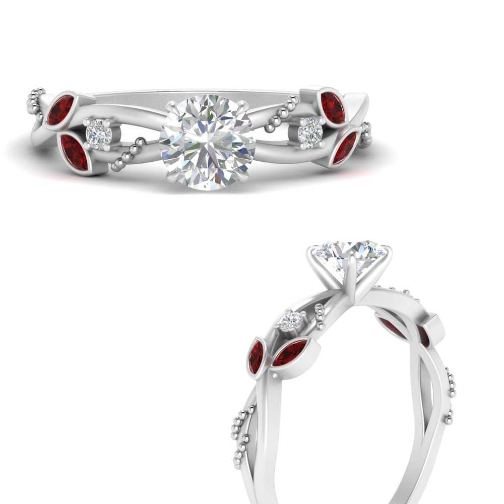 delicate-flower-round-diamond-ring-with-ruby-in-FD9707RORGRUDRANGLE3-NL-WG
