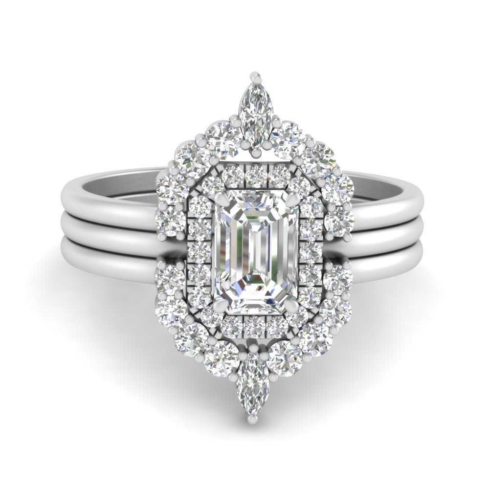 emerald-cut-halo-diamond-wedding-ring-set-in-FD9710EM-NL-WG