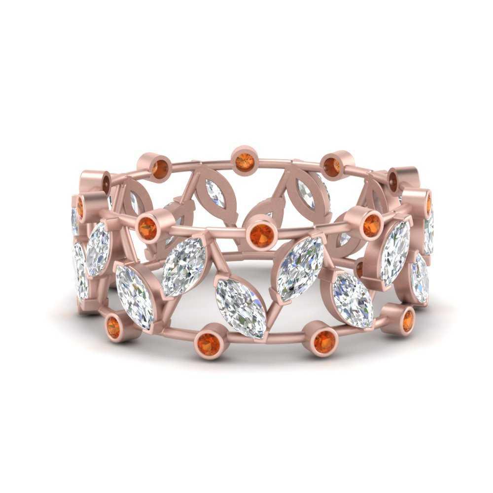 art-deco-marquise-wide-wedding-diamond-band-with-orange-sapphire-in-FD9712BGSAOR-NL-RG
