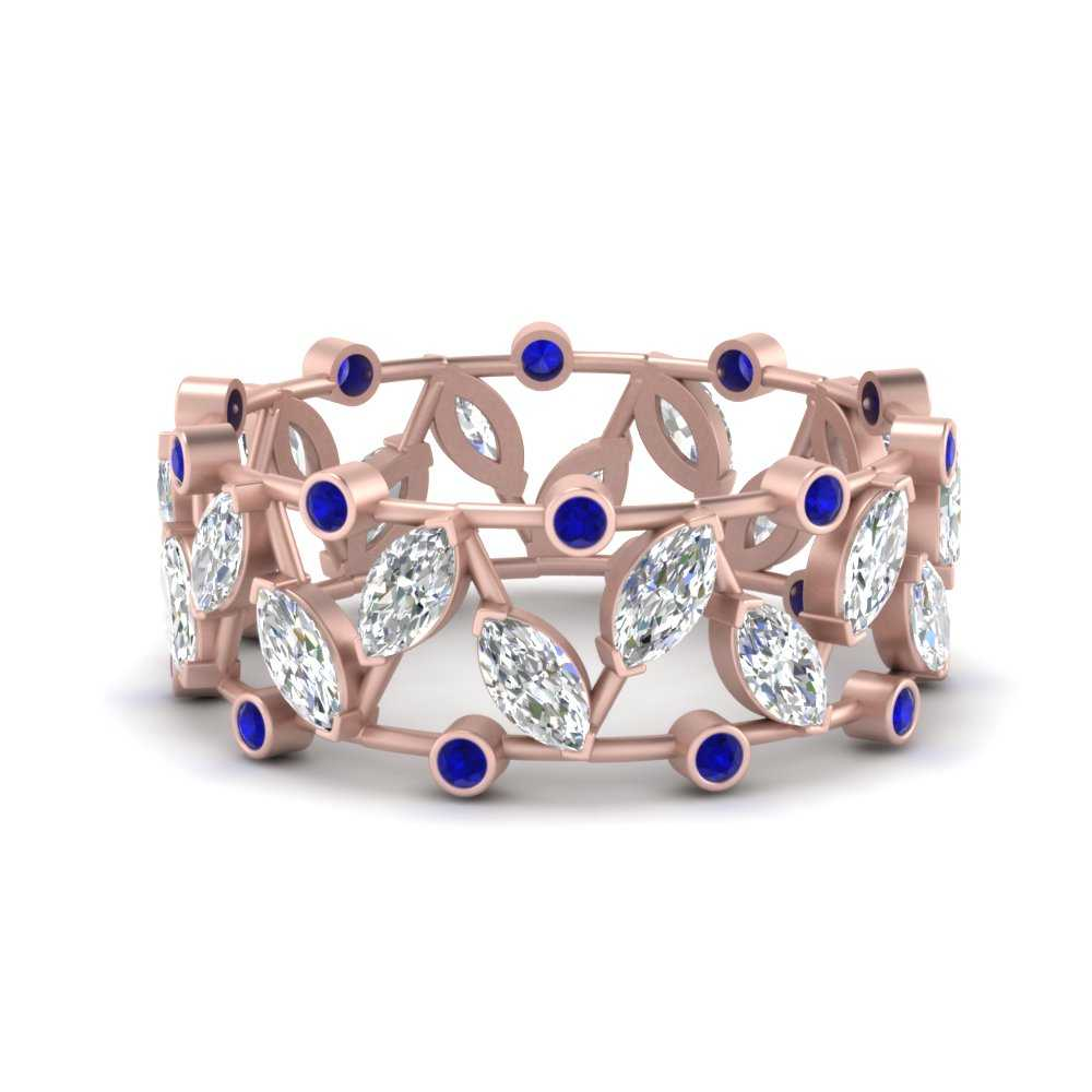 art-deco-marquise-wide-wedding-diamond-band-with-sapphire-in-FD9712BGSABL-NL-RG