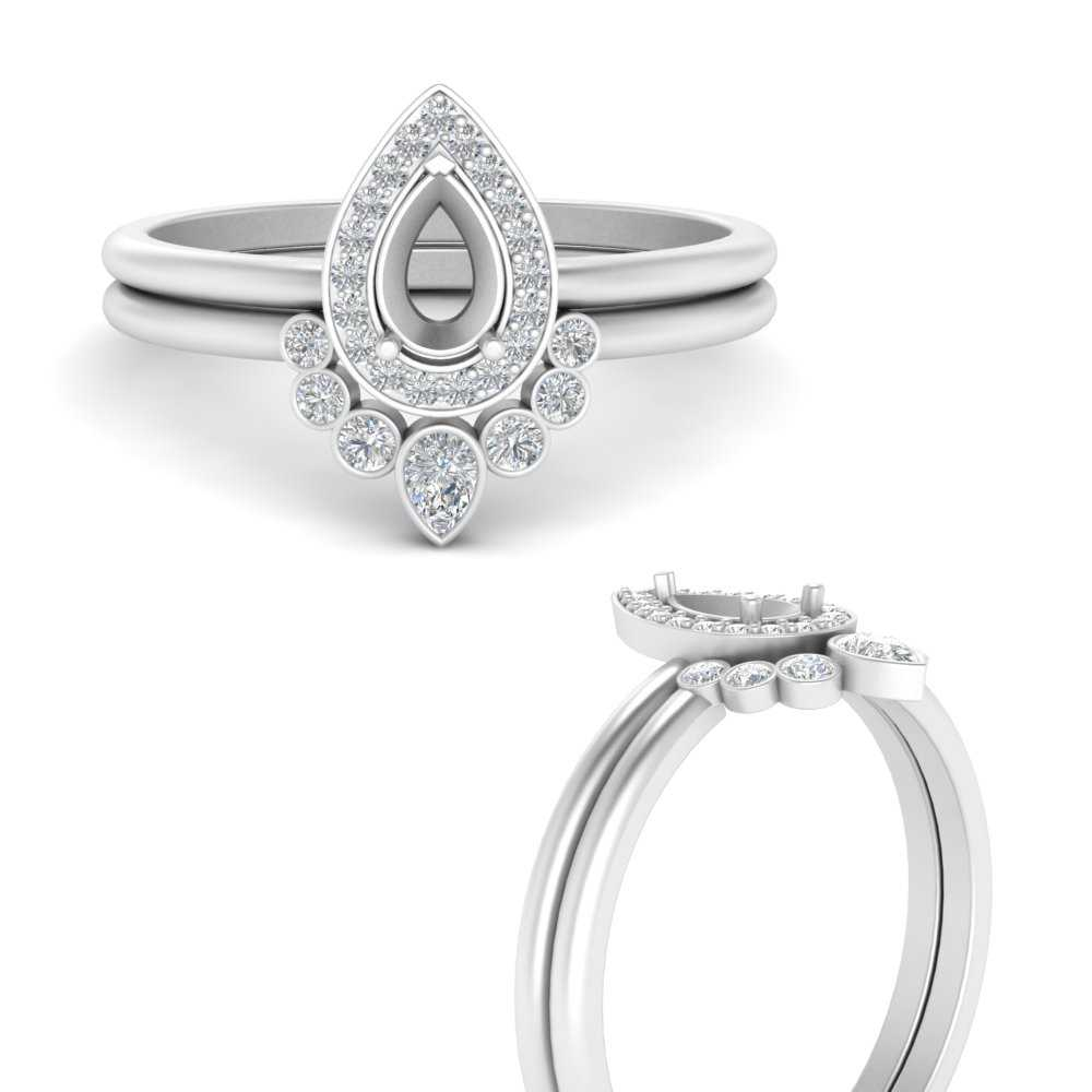 semi-mount-halo-engagement-ring-and-bezel-set-curved-diamond-band-in-FD9719SMANGLE3-NL-WG