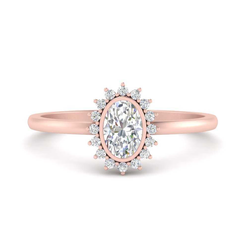 bezel-set-oval-moissanite-halo-engagement-ring-in-FD9722OVR-NL-RG