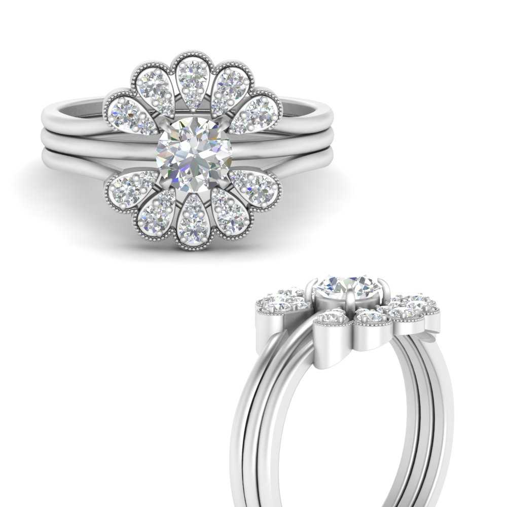 round-solitaire-engagement-ring-and-pear-shape-diamond-bands-in-FD9724ROANGLE3-NL-WG