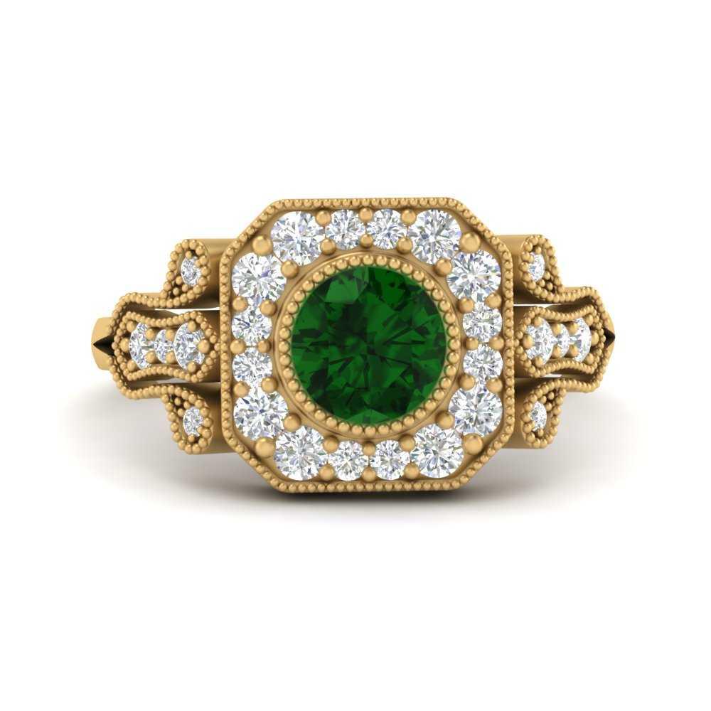 edwardian-round-square-emerald-halo-ring-in-FD9731RORGEM-NL-YG