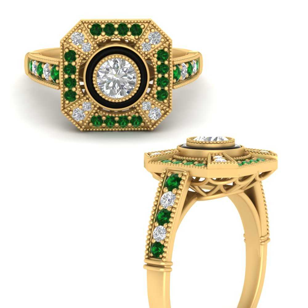 big-antique-emerald-engagement-ring-in-FD9732RORGEMGRANGLE3-NL-YG