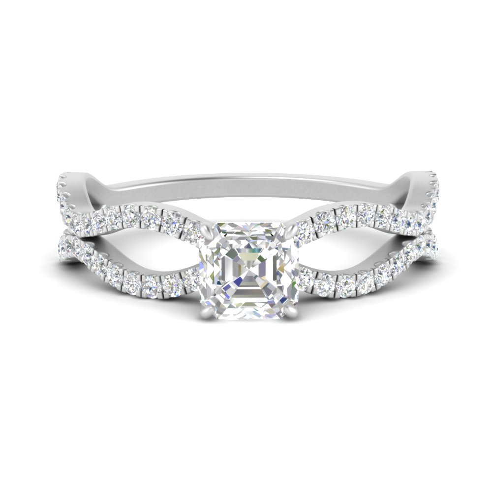 asscher-cut-pave-split-wave-diamond-engagement-ring-in-FD9749ASR-NL-WG