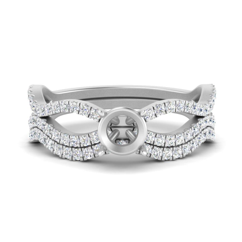 semi-mount-vintage-twisted-diamond-bridal-ring-set-in-FD9749SM-NL-WG