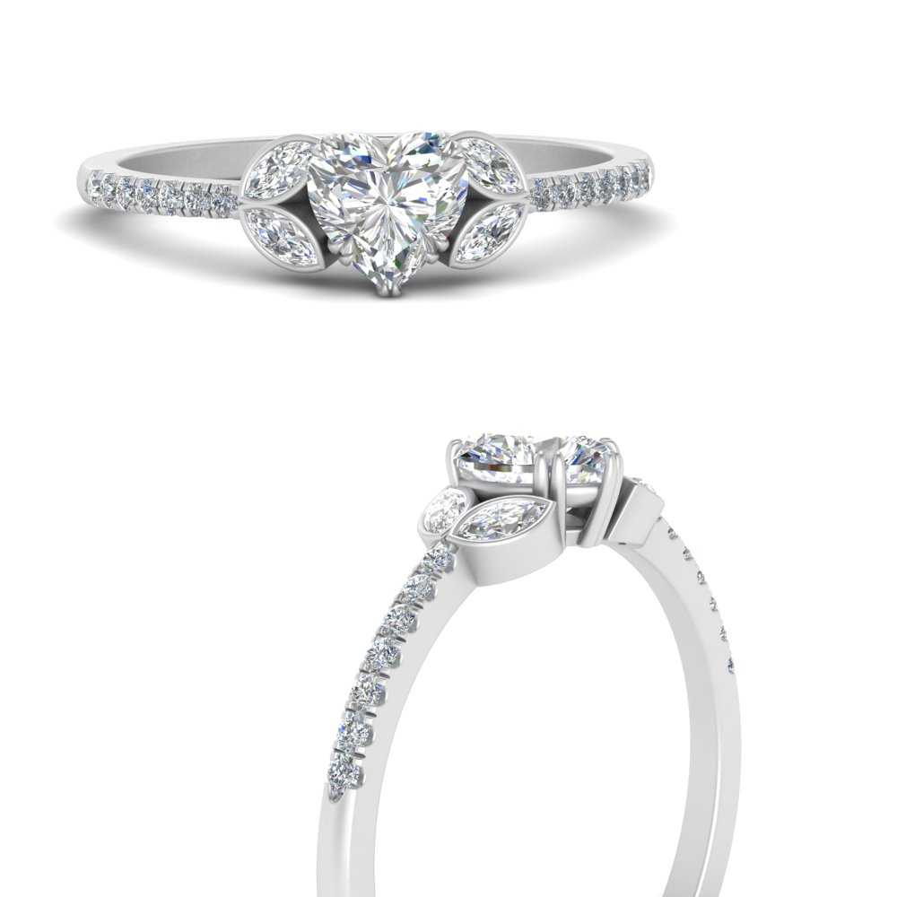 Marquise-accented-heart-shaped-diamond-vintage-engagement-ring-in-FD9761HTRANGLE3-NL-WG