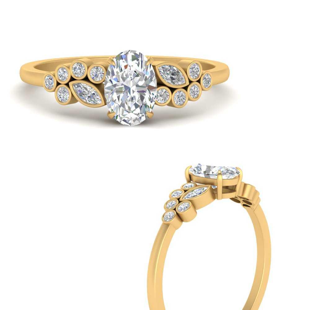 1-carat-oval-diamond-cluster-bezel-engagement-ring-in-FD9777OVRANGLE3-NL-YG