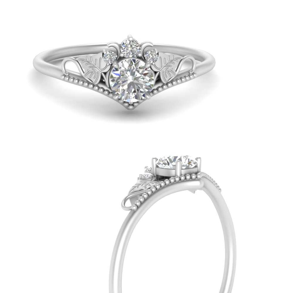 beautiful-round-floral-diamond-engagement-ring-in-FD9780RORANGLE3-NL-WG.jpg