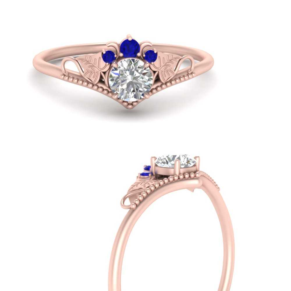 vintage-round-sapphire-engagement-ring-in-FD9780RORGSABLANGLE3-NL-RG.jpg