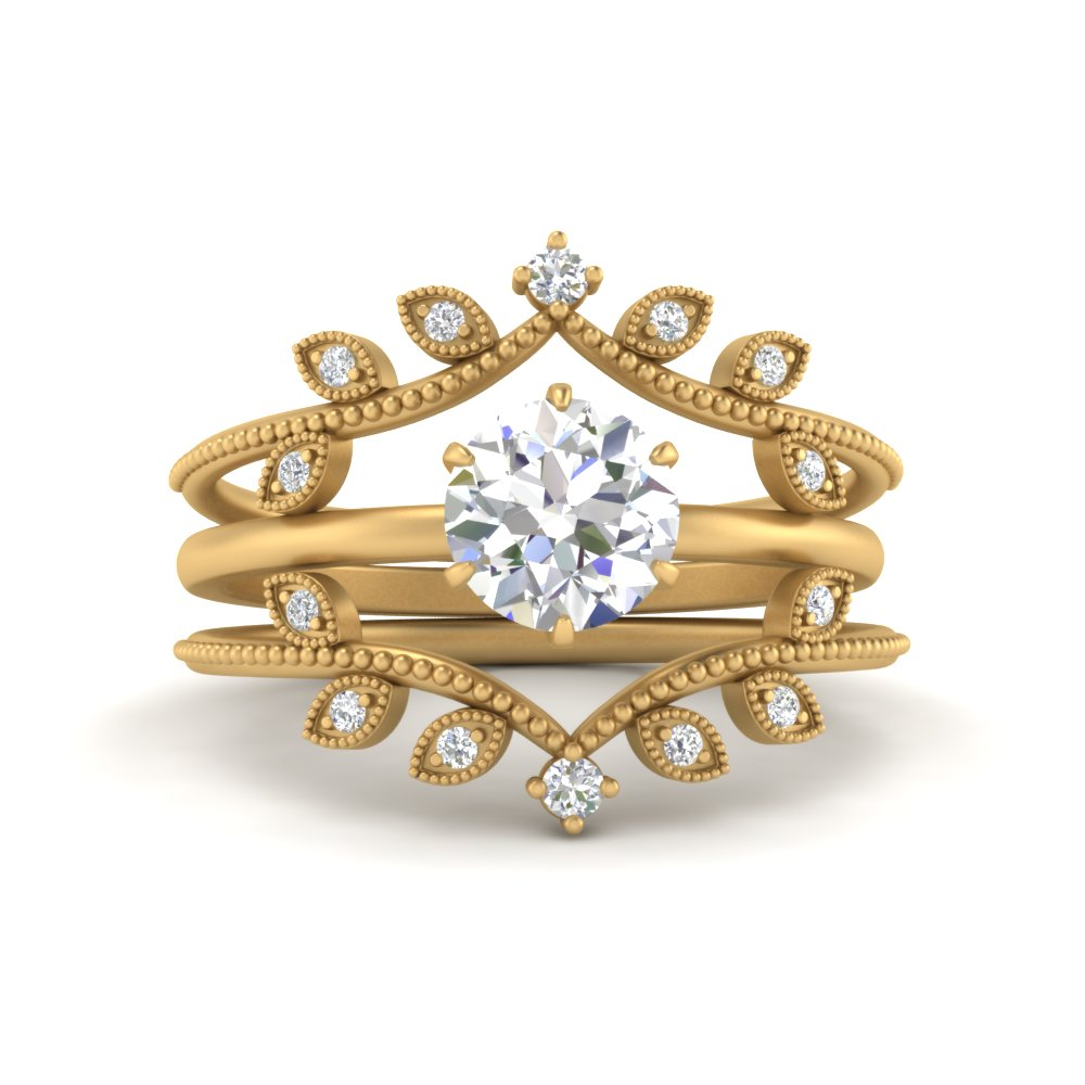 solitaire-engagement-ring-with-diamond-nature-inspired-bands-in-FD9798ROANGLE2-NL-YG