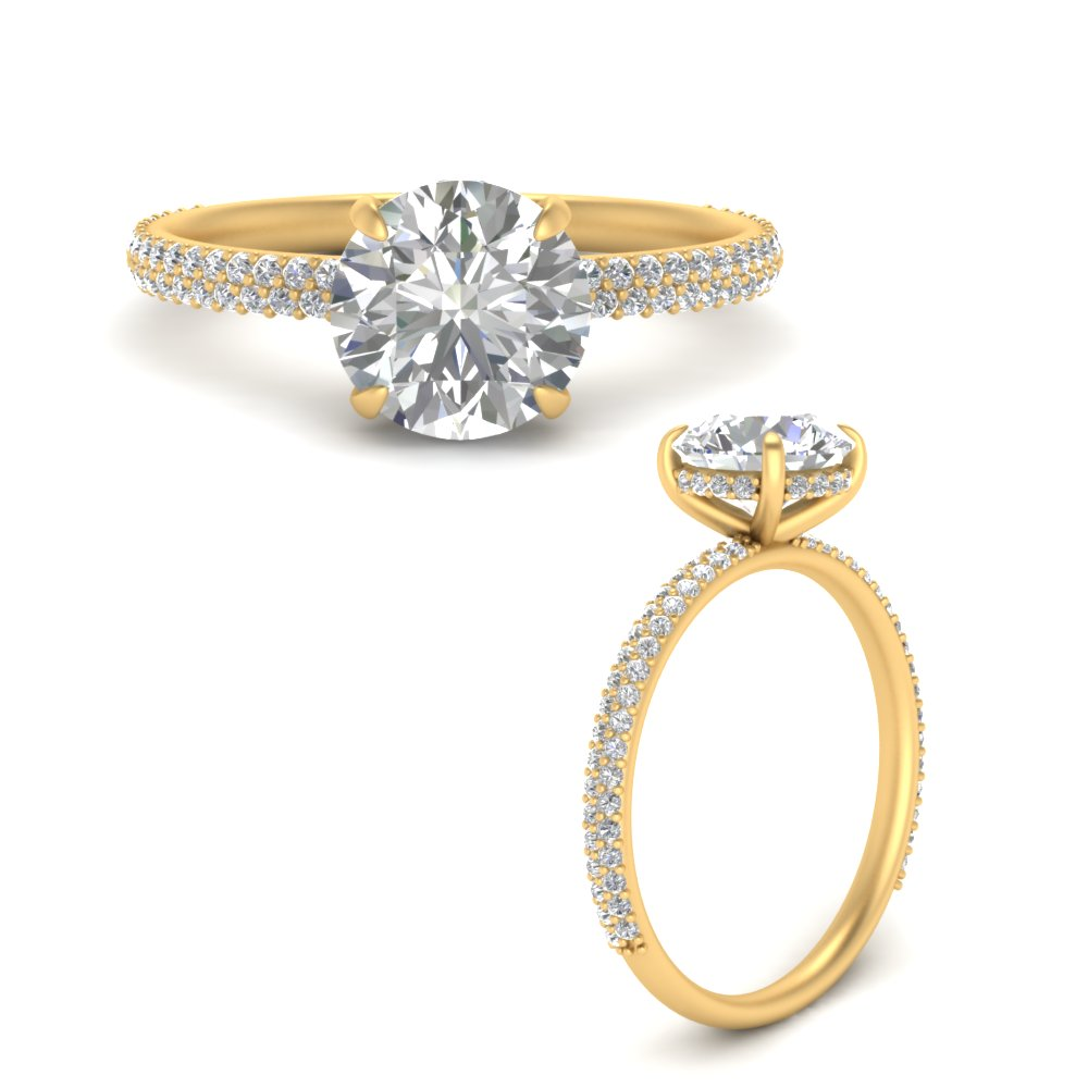 beautiful-under-halo-round-engagement-ring-in-FD9809RORANGLE3-NL-YG