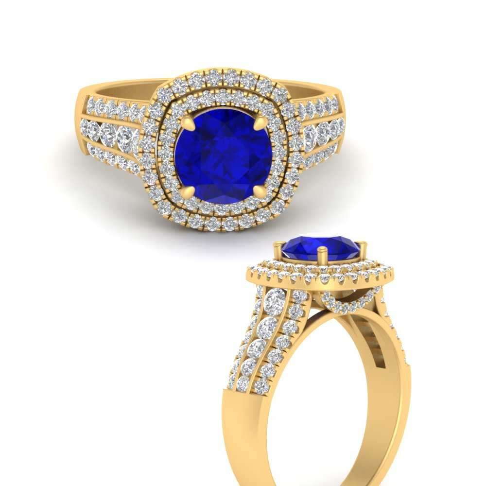 blue-sapphire-and-diamond-halo-engagement-ring-in-FD9824RORGBSANGLE3-NL-YG