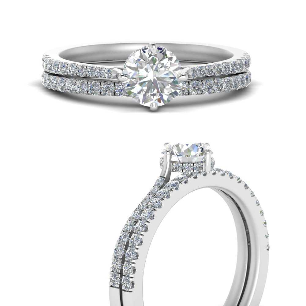 compass-point-under-halo-diamond-bridal-ring-set-in-FD9833ROANGLE3-NL-WG