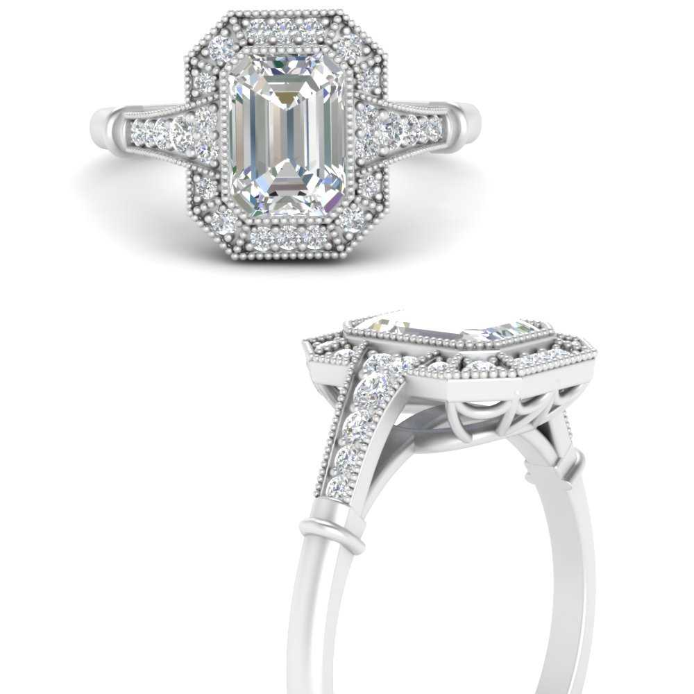 cathedral-art-deco-emerald-cut-diamond-engagement-ring-in-FD9847EMRANGLE3-NL-WG