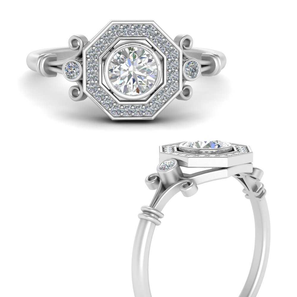 octagon-round-halo-art-deco-diamond-engagement-ring-in-FD9849RORANGLE3-NL-WG