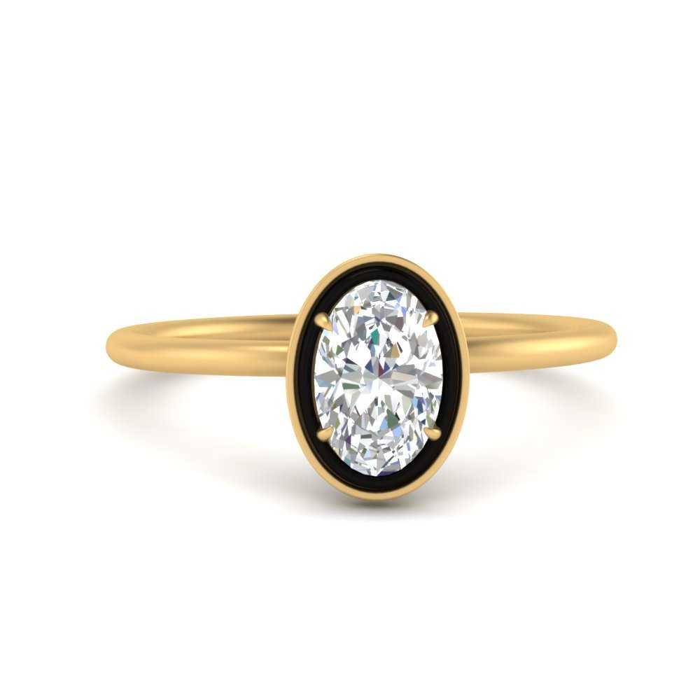 oval-shaped-solitaire-enamel-diamond-ring-in-FD9880OVR-NL-YG