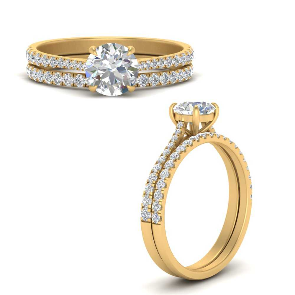 french-pave-classic-engagement-bridal-set-in-FD9918ROANGLE3-NL-YG