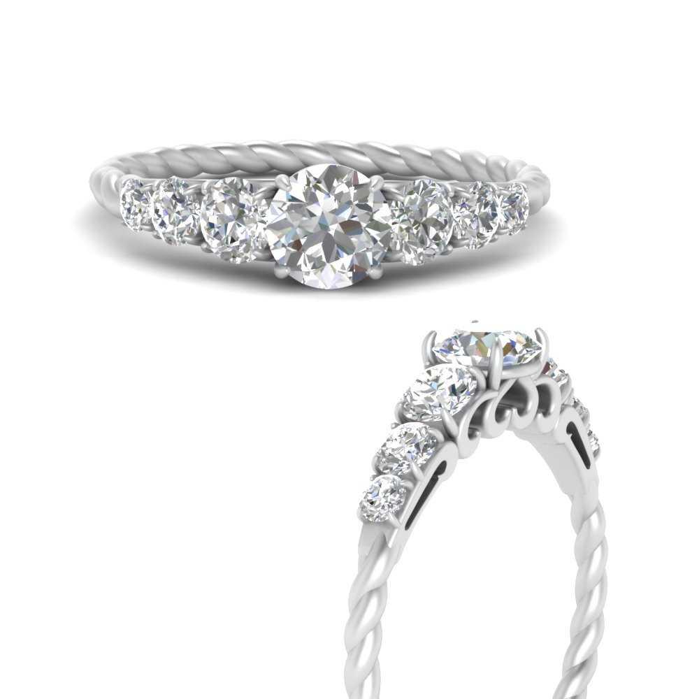 graduated-antique-round-lab diamond-engagement-ring-in-FD9924RORANGEL3-NL-WG