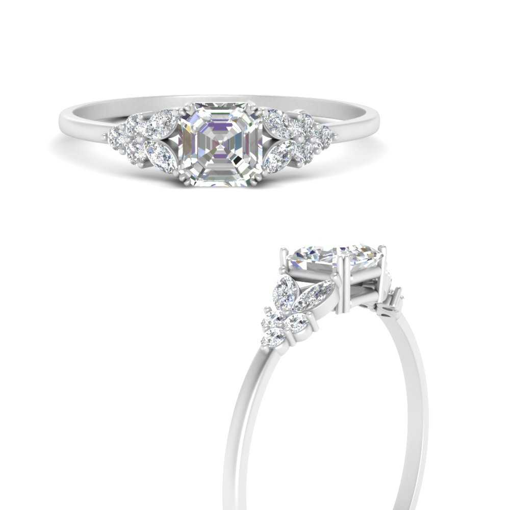 marquise-accented-diamond-asscher-cut-engagement-ring-in-FD9933ASRANGLE3-NL-WG