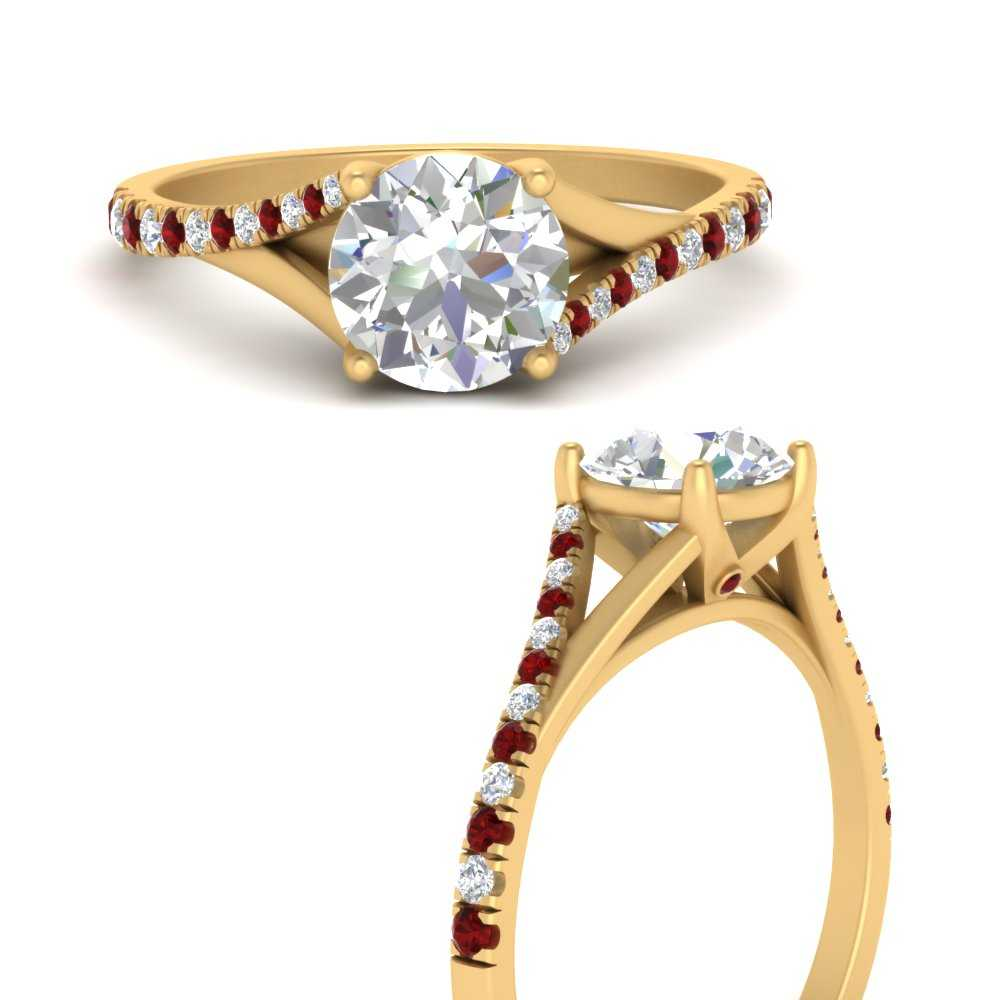 split-shank-pave-round-engagement-diamond-ring-with-ruby-in-FD9963RORGRUDRANGLE3-NL-YG