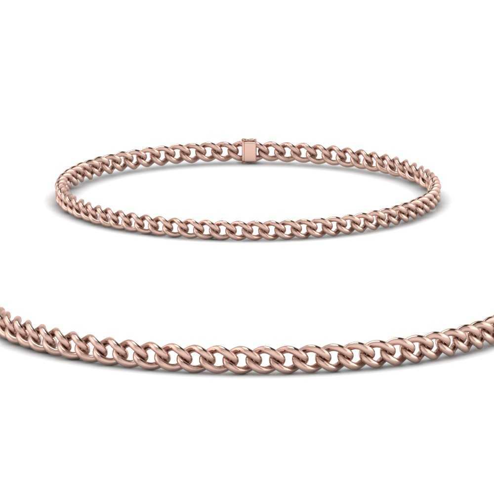cuban-3-mm-link-chain-bracelet-in-FDBRC9484-3mm-ANGLE2-NL-RG