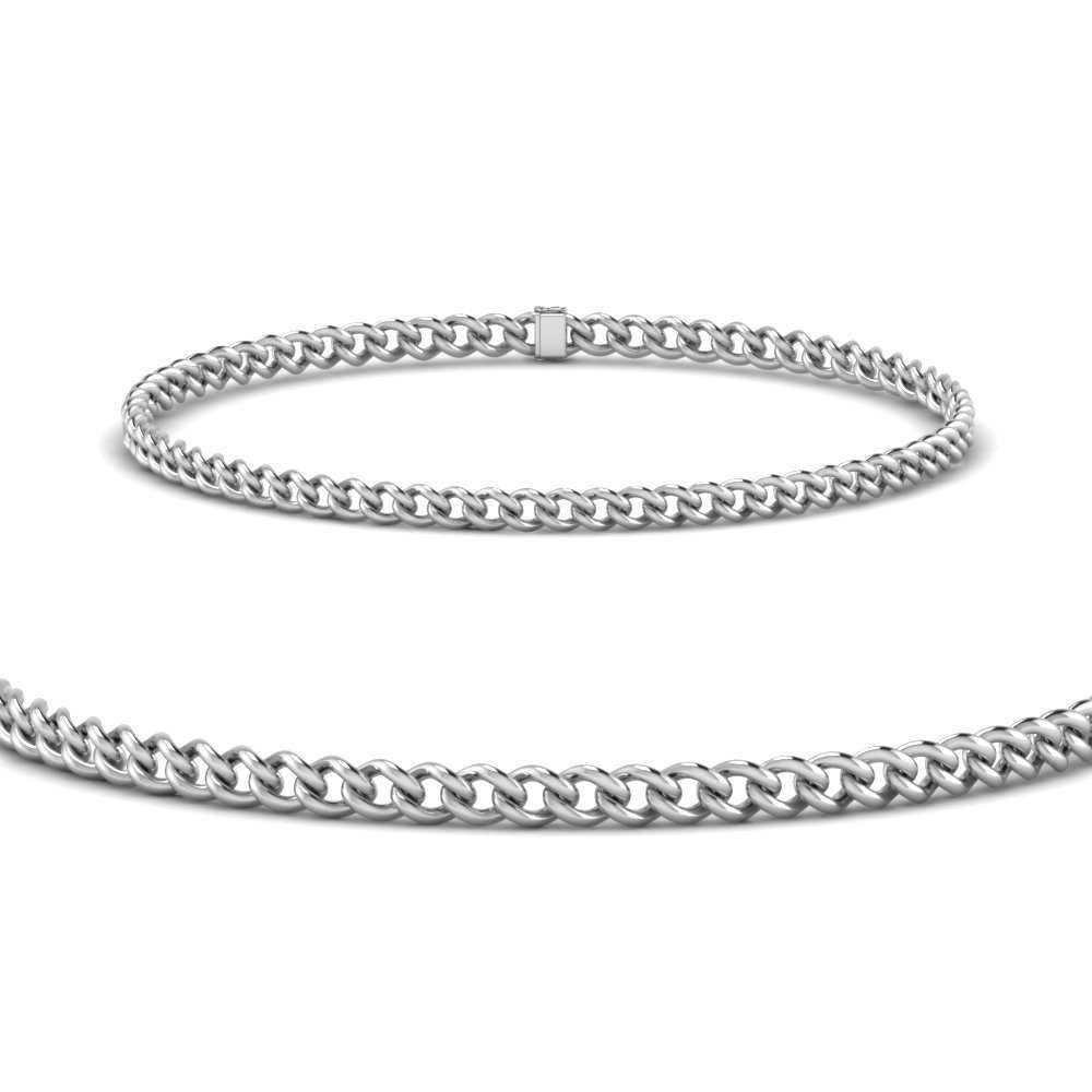 cuban-3-mm-link-chain-bracelet-in-FDBRC9484-3mm-ANGLE2-NL-WG