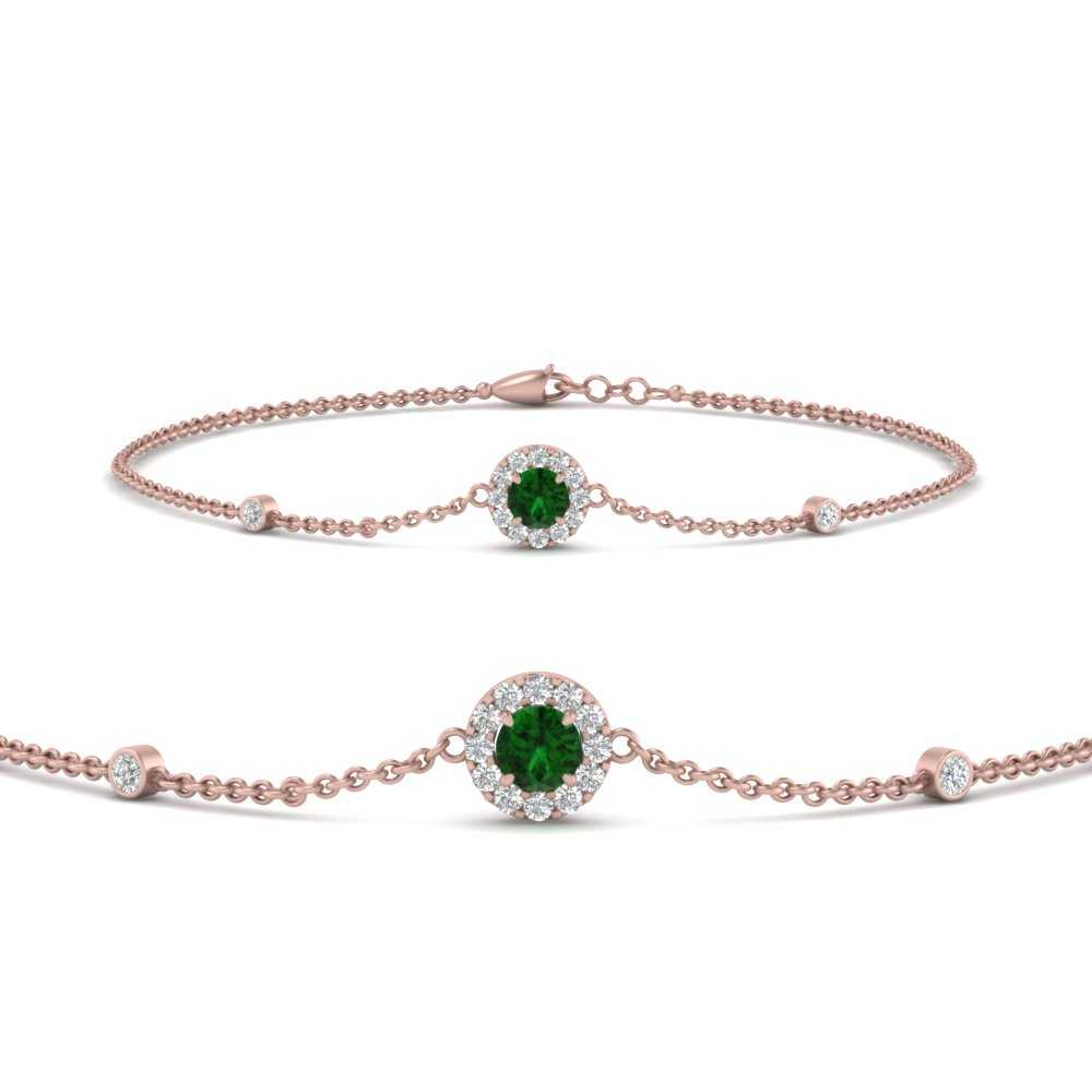 round-halo-chain-emerald-bracelet-in-FDBRC9637GEMGRANGLE2-NL-RG