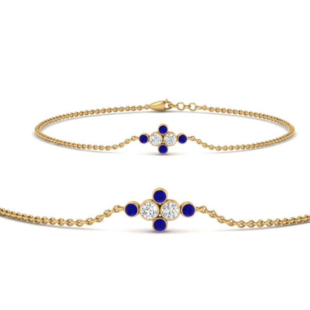 bezel-set-diamond-chain-bracelet-with-sapphire-in-FDBRC9648GSABLANGLE1-NL-YG