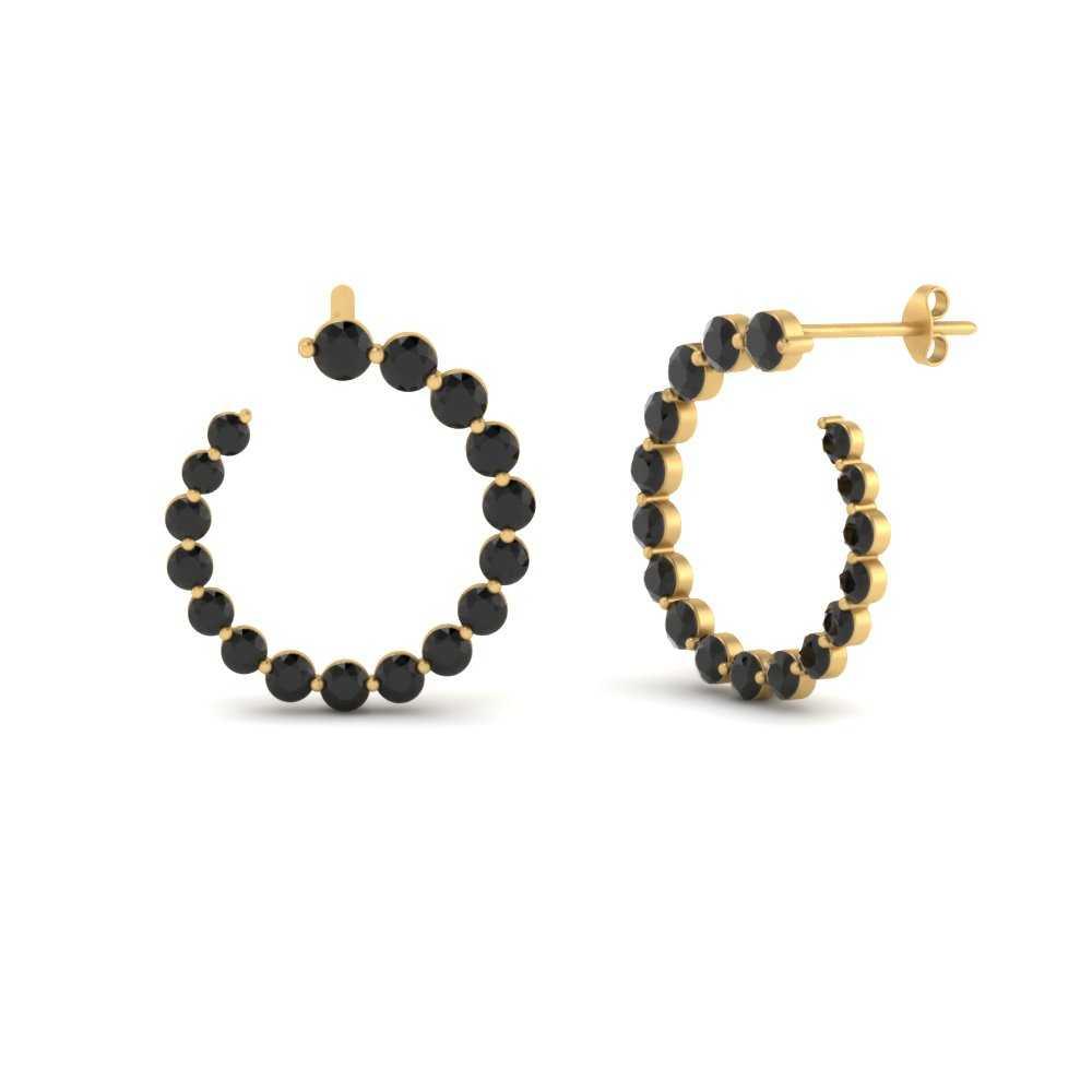 single-prong-circle-stud-black-diamond-earrings-in-FDEAR86505GBLACK-NL-YG