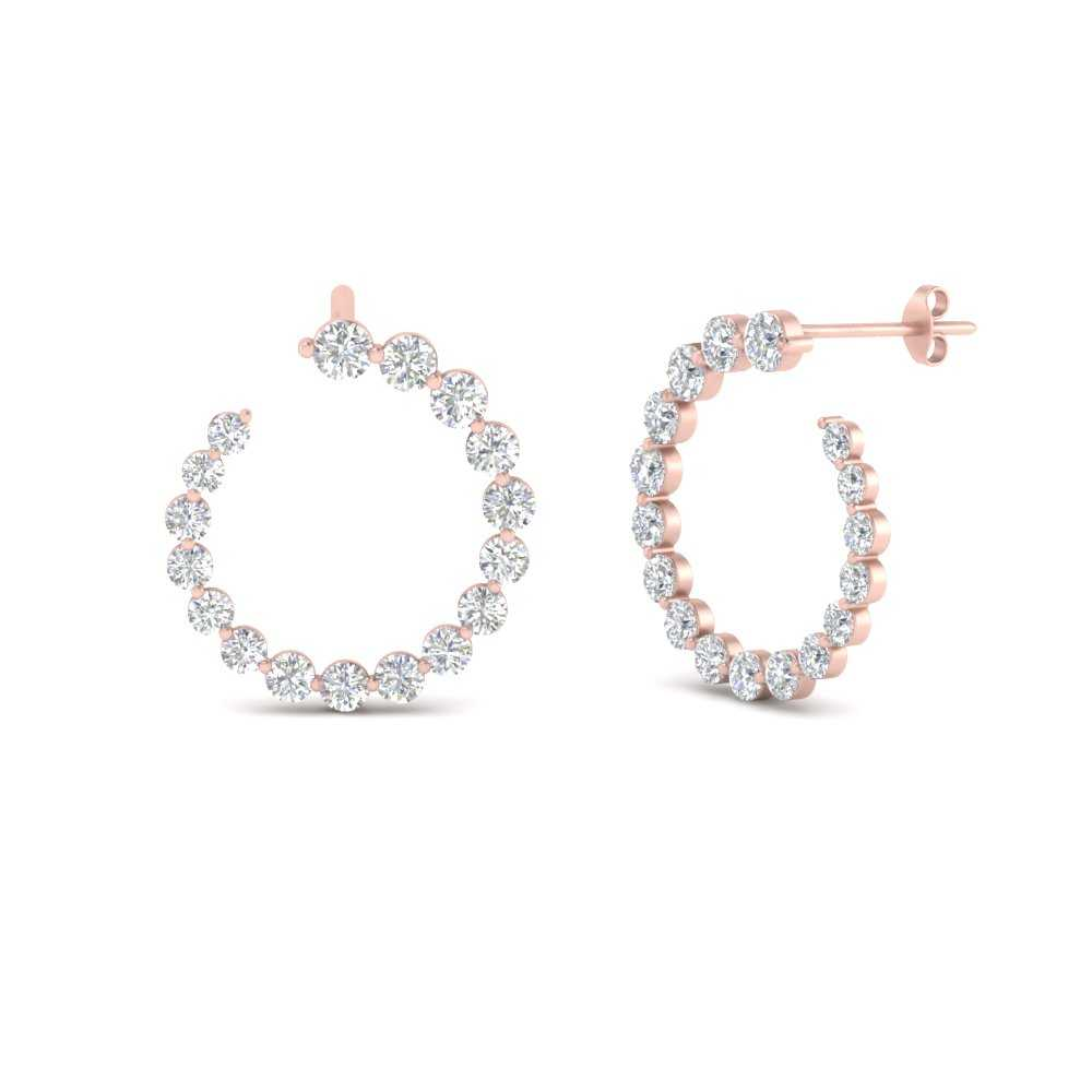 single-prong-circle-stud-diamond-earrings-in-FDEAR86505-NL-RG